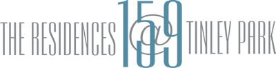 The Residences @159 Tinley Park Apartments Logo